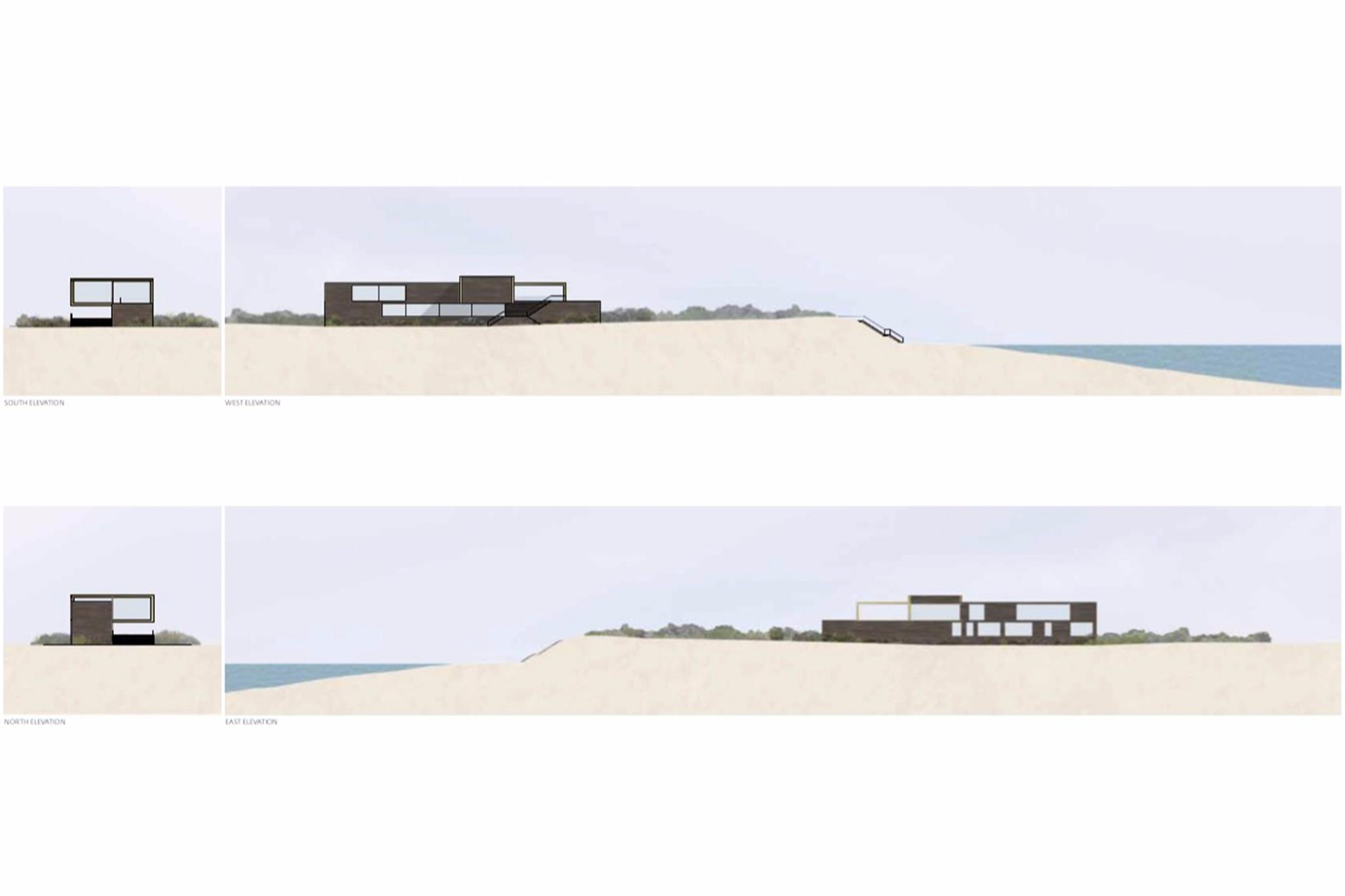 Additional photo for property listing at Montauk Colony Build-To-Suit 42 Deforest Road,  Montauk, New York